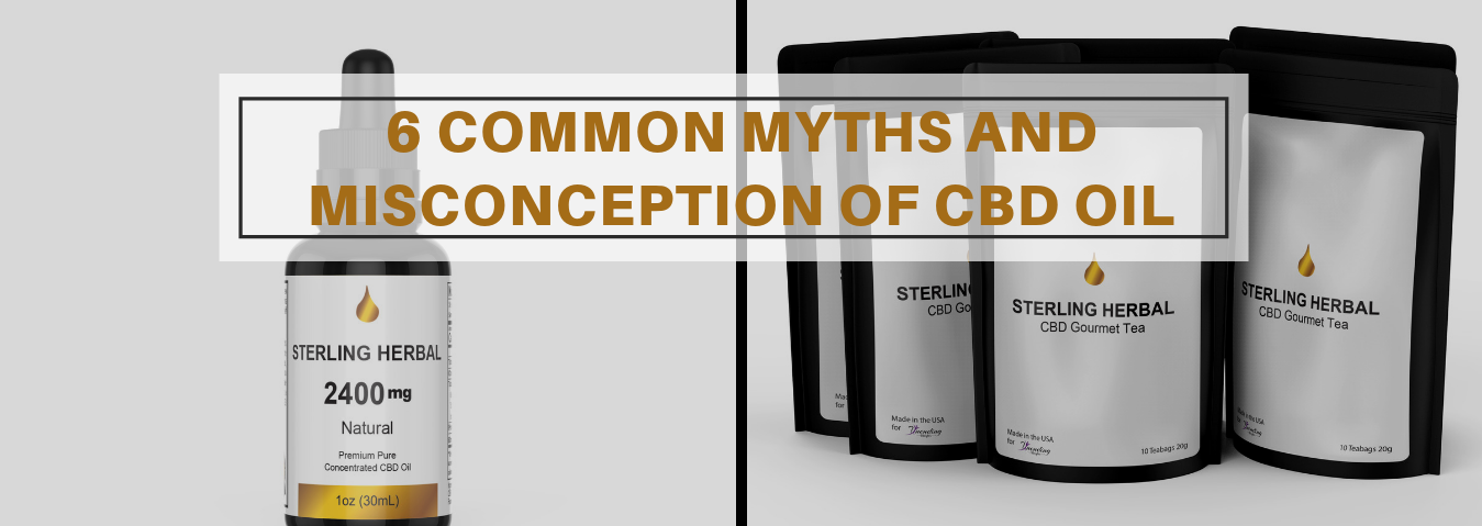 Common Myths And Misconception Of CBD Oil
