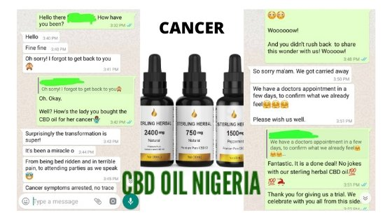 cbdoil for cancer