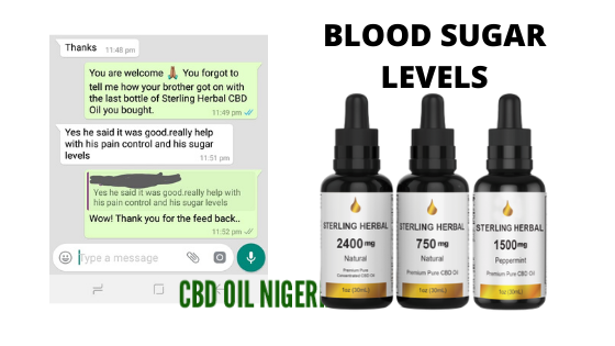 CBD OIL FOR BLOOD SUGAR LEVELS
